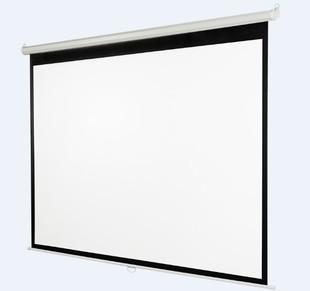 投影幕布MDW收缩幕布100寸4:3会议室